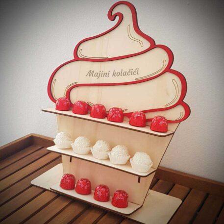 stalak za kolačiće