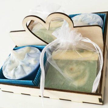 Sapuni u poklon kutiji