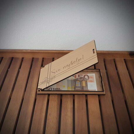 drvena koverta