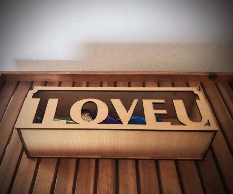 kutija volim te