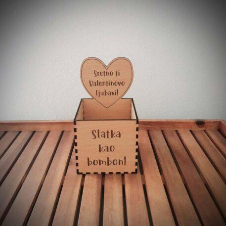 kutija srce