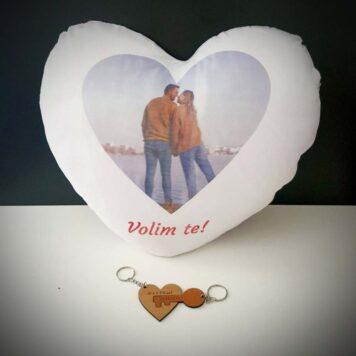 poklon paket valentinovo