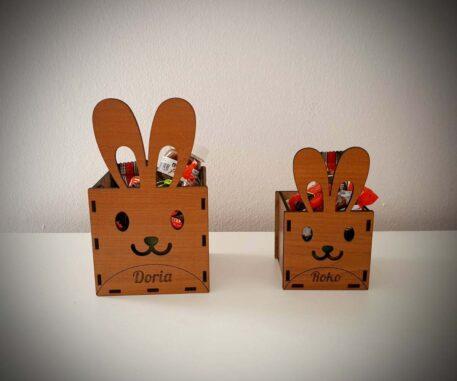 uskršnji zec kutija