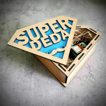 super deda kutija