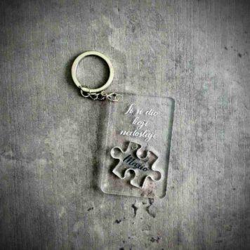 privjesak puzzle